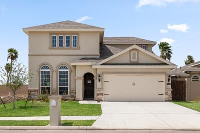 The 3507 Oriole Dr., Mission, TX 78572 Mission , TX New Home for Sale
