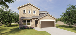 The Cantares new home in Mission , TX