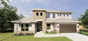 The San Lorenzo new home in McAllen , TX
