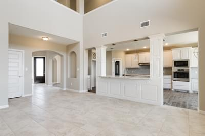 The San Saba , New Home for Sale