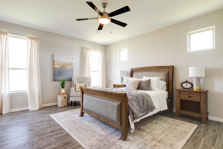 The Rosario new home in McAllen TX