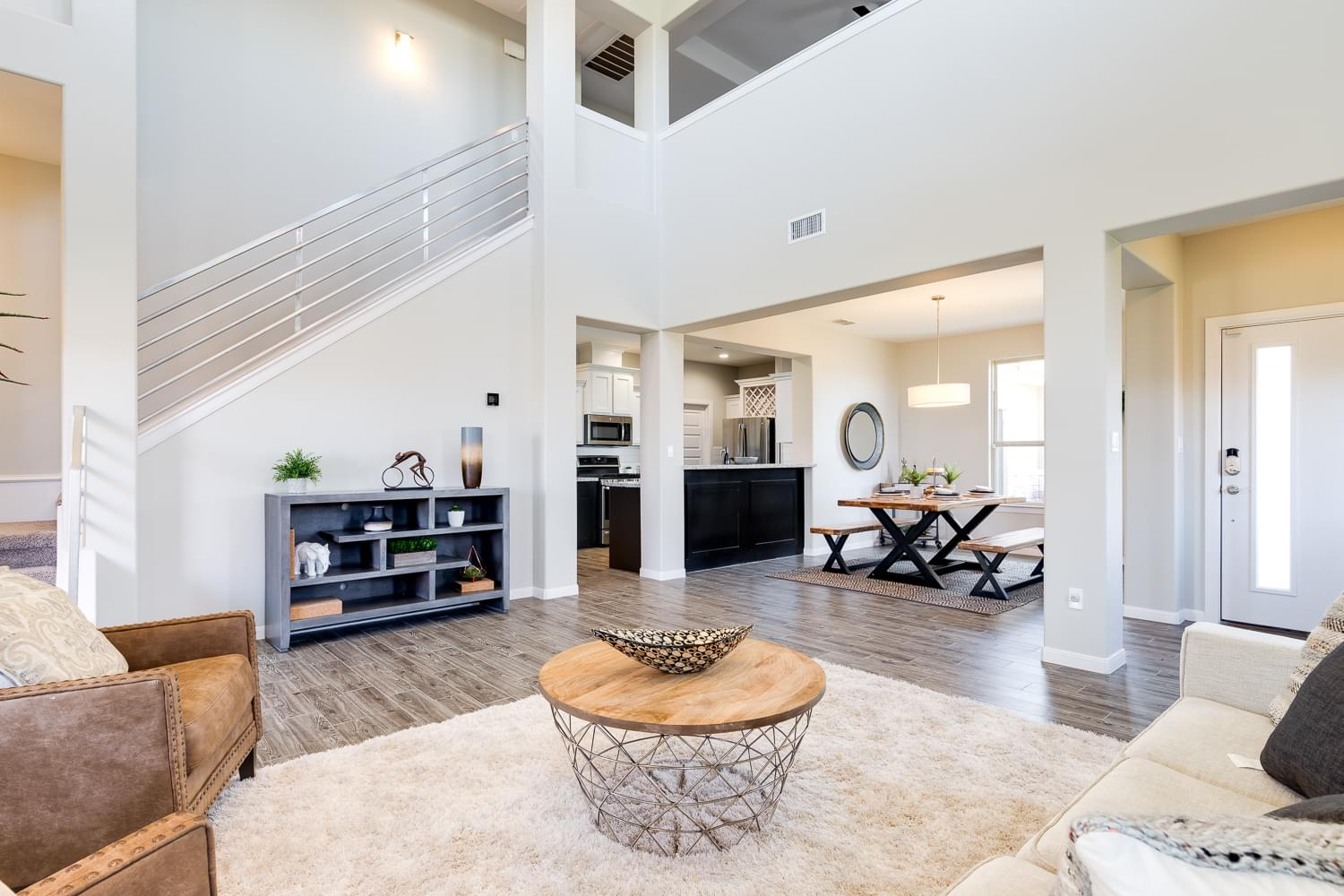 The Rosario new home in Mission TX