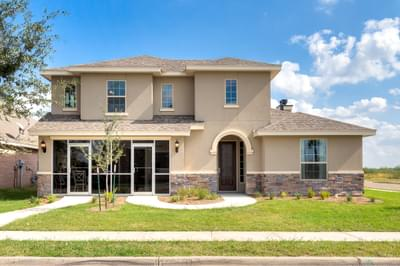 Tanglewood at Bentsen Palm New Homes for Sale in Mission TX