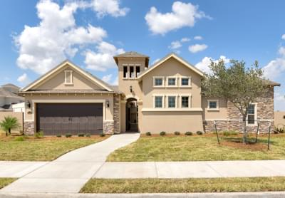 Ensenada at Tres Lagos New Homes for Sale in McAllen TX