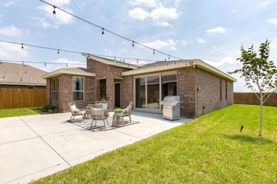 Del Oro at Bentsen Palm New Homes for Sale in Mission TX