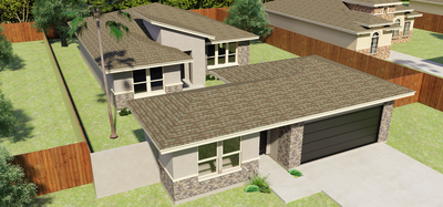 Contemporary with Casita