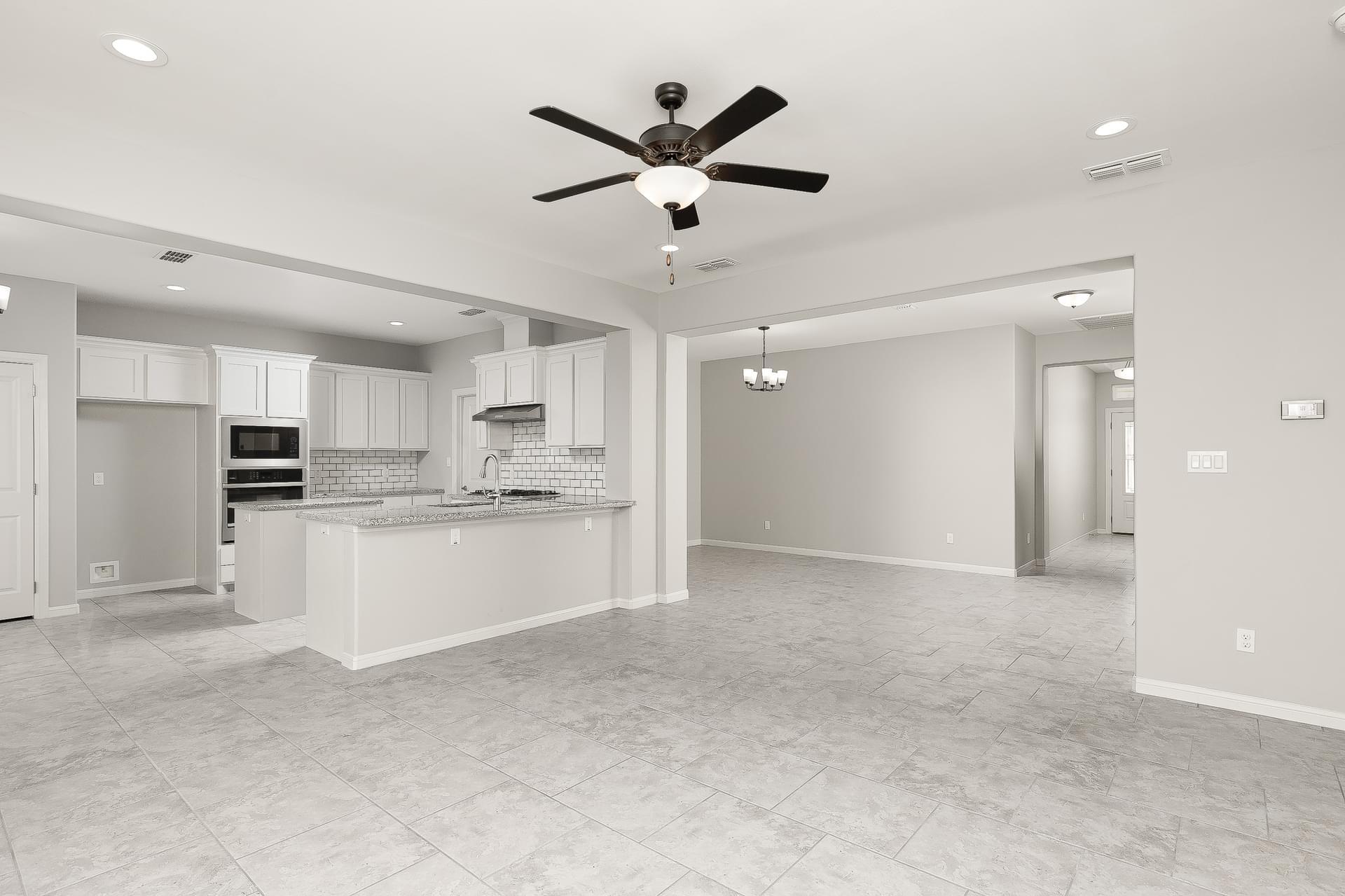 The Antonio new home in McAllen TX