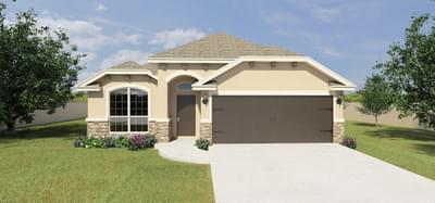 The 6309 Cascada Bend Road, McAllen, TX 78504 McAllen , TX New Home for Sale