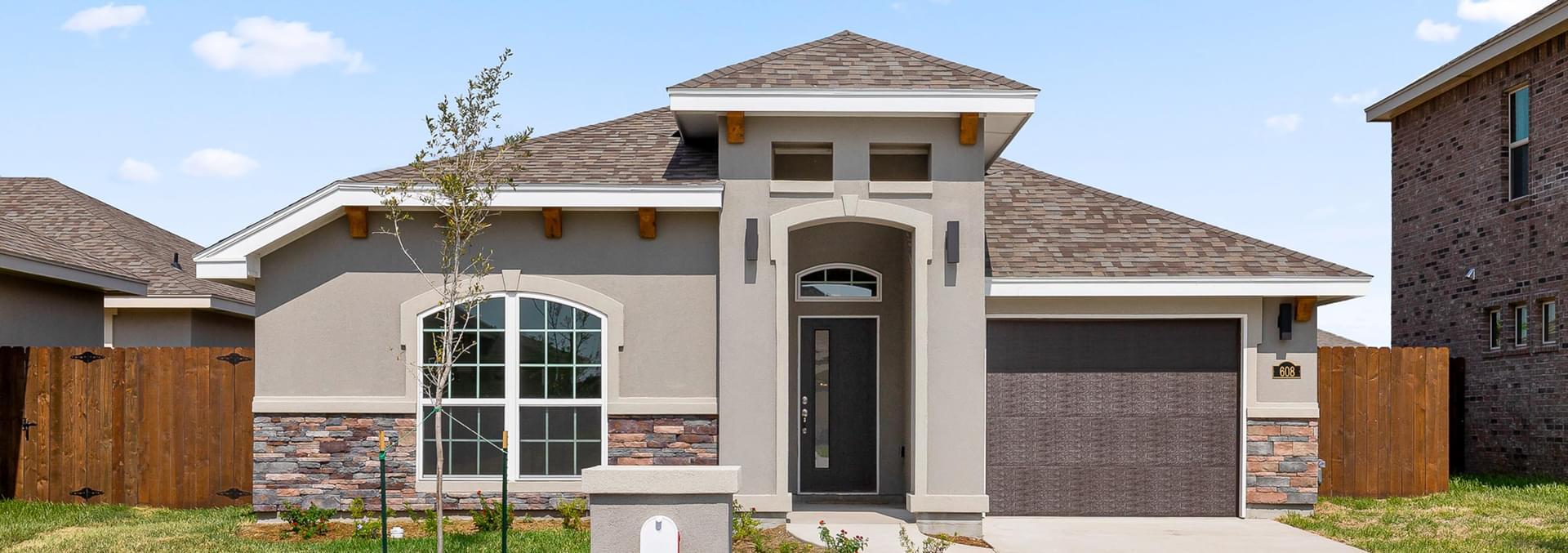 Del Oro at Bentsen Palm New Homes in Mission , TX