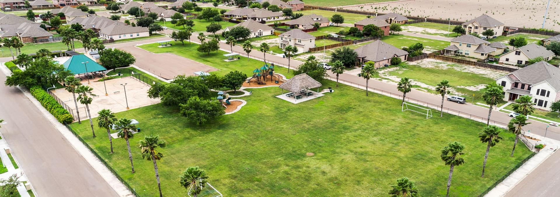 Tanglewood at Bentsen Palm New Homes in Mission , TX