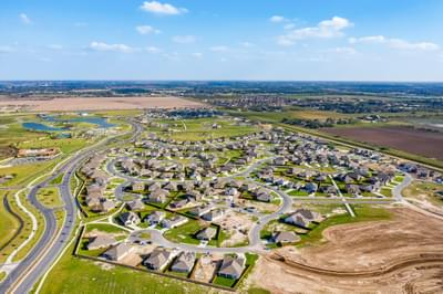Escondido at Tres Lagos New Homes for Sale in McAllen TX