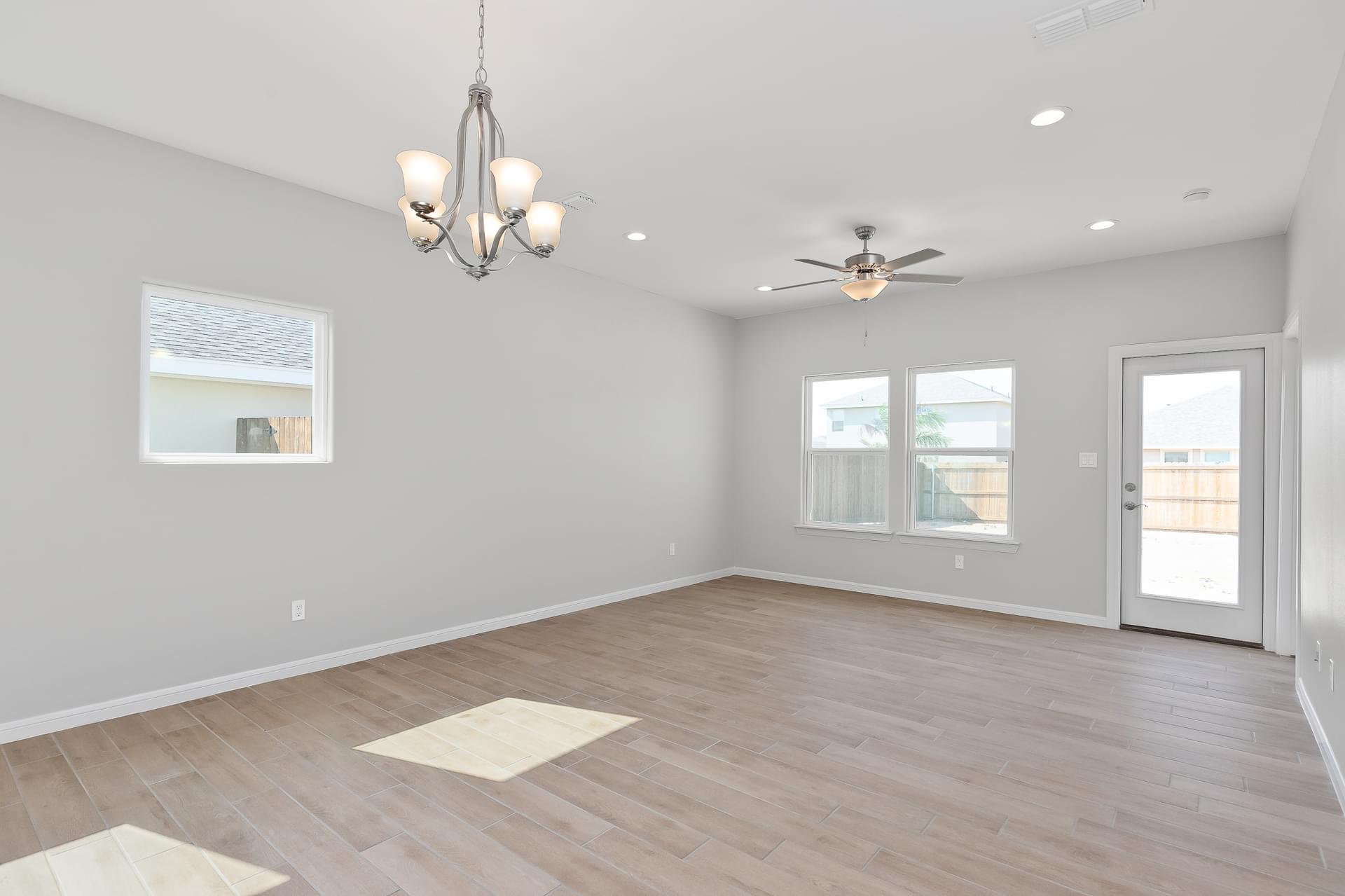 The Presidio new home in Edinburg TX