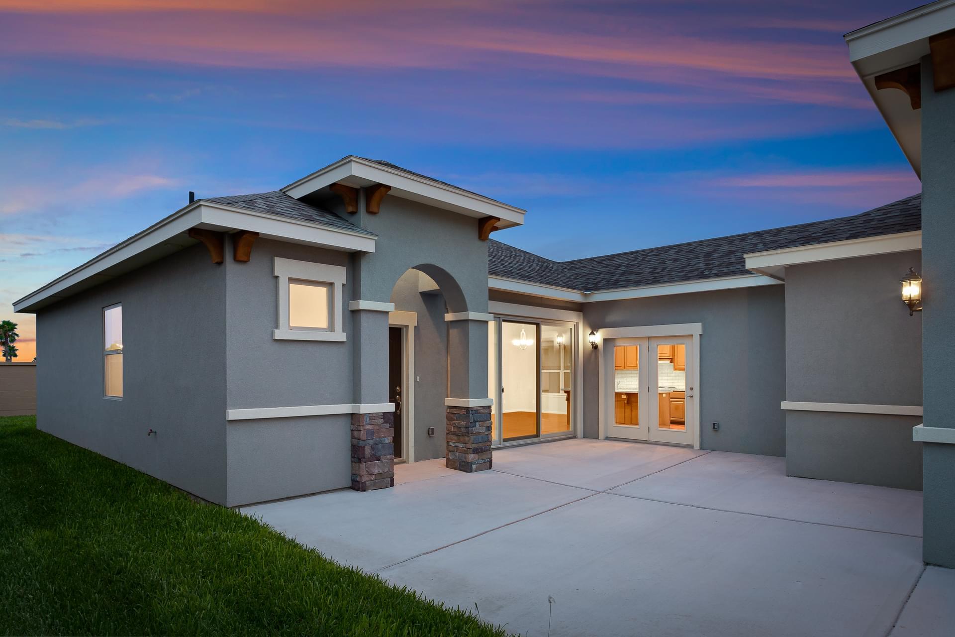 Cascada at Tres Lagos New Homes in McAllen , TX