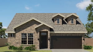 The San Marcos new home in Mission , TX