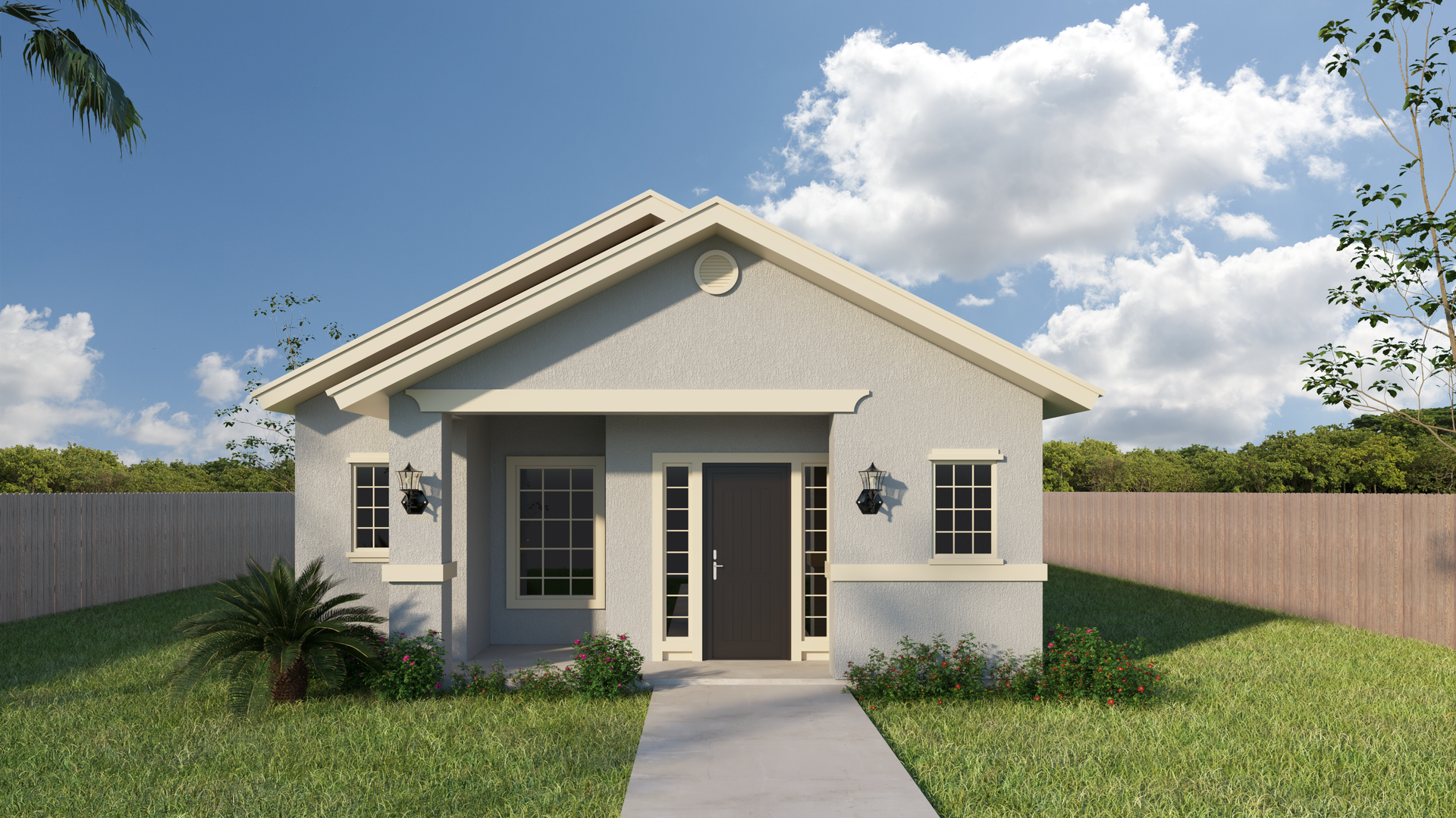 The Fiddlewood new home in Mission , TX