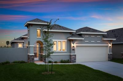 Palo Alto Groves New Homes for Sale in Brownsville TX