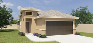 The Cortono new home in McAllen , TX