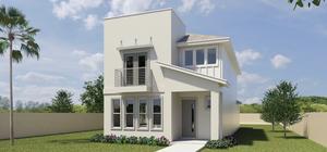The Antinori new home in McAllen , TX