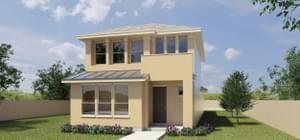 The Nikola new home in McAllen , TX