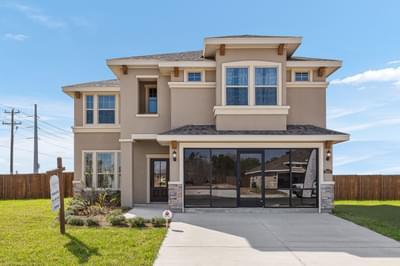 Sonador Trails New Homes for Sale in Edinburg TX
