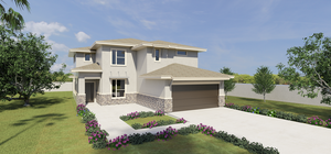 The Rosario new home in McAllen , TX