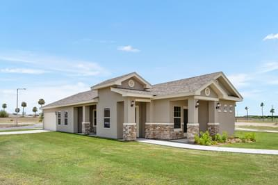 The 2107 Tanager Lane, Mission, TX 78572 Mission , TX New Home for Sale