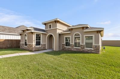 Campo De Suenos New Homes for Sale in McAllen TX