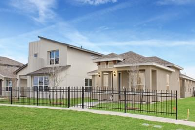Villas on Freddy New Homes for Sale in McAllen TX