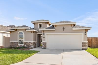 The 410 S Viento Dorado St, Mission, TX 78572 Mission , TX New Home for Sale