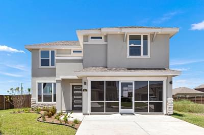 The 612 S Viento Dorado St., Mission, TX 78572 Mission , TX New Home for Sale
