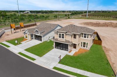 Soñador Coves New Homes for Sale in Edinburg TX