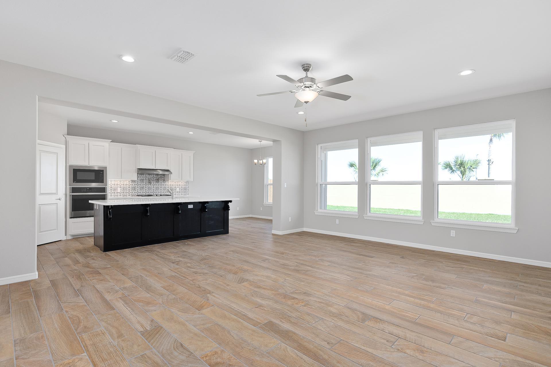The Espada new home in McAllen TX