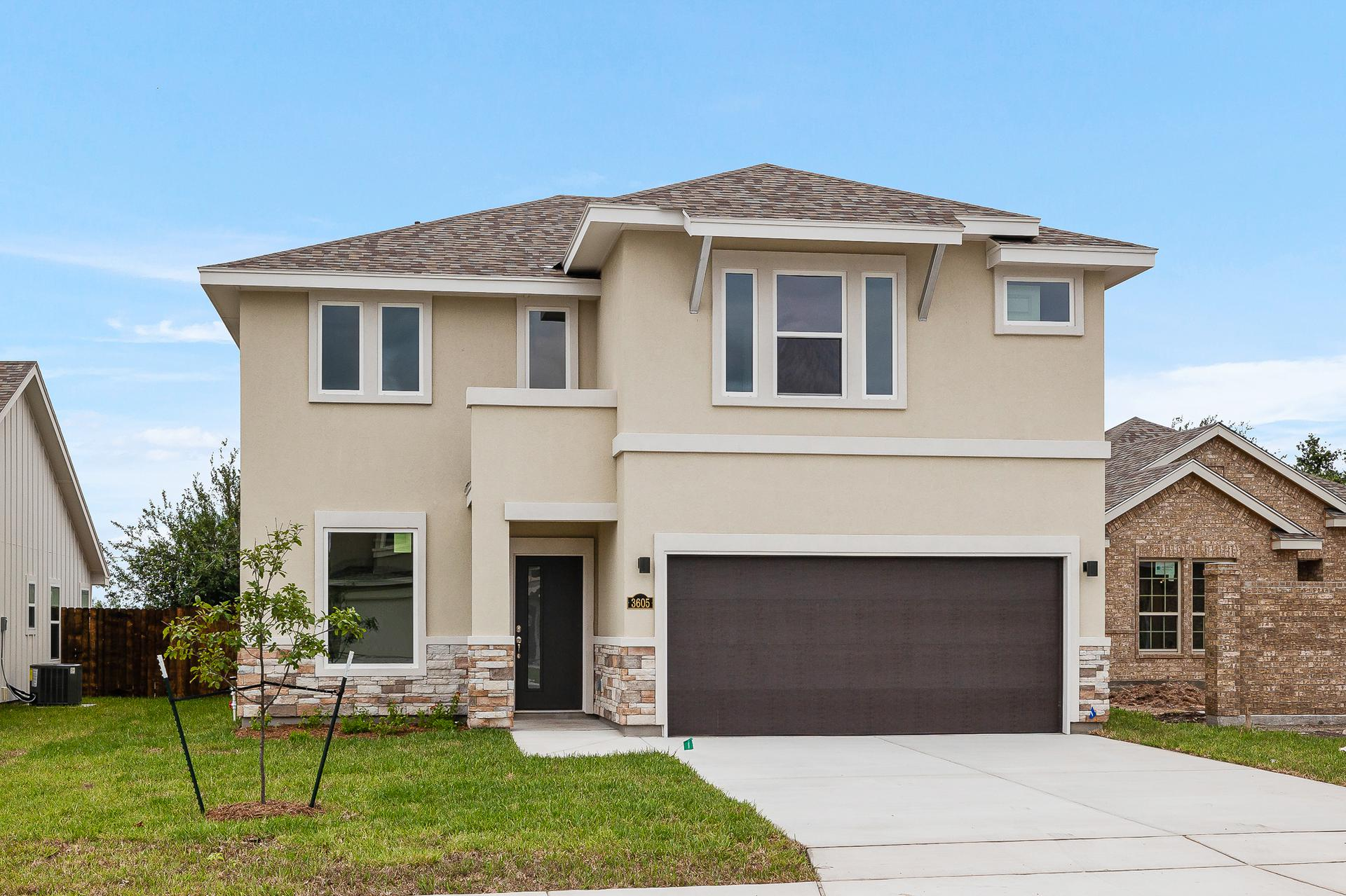 The Monte new home in McAllen TX