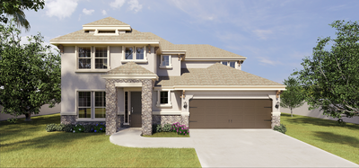 Aqualina at Tres Lagos New Homes for Sale in McAllen TX