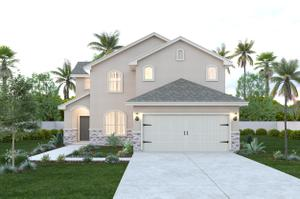 The Rosario new home in Rio Grande Valley , TX