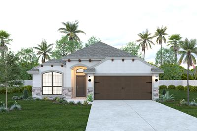 The Santiago , New Home for Sale