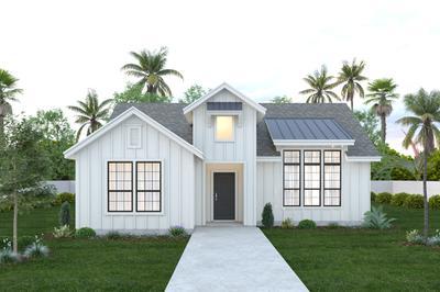 The Santa Cruz , New Home for Sale